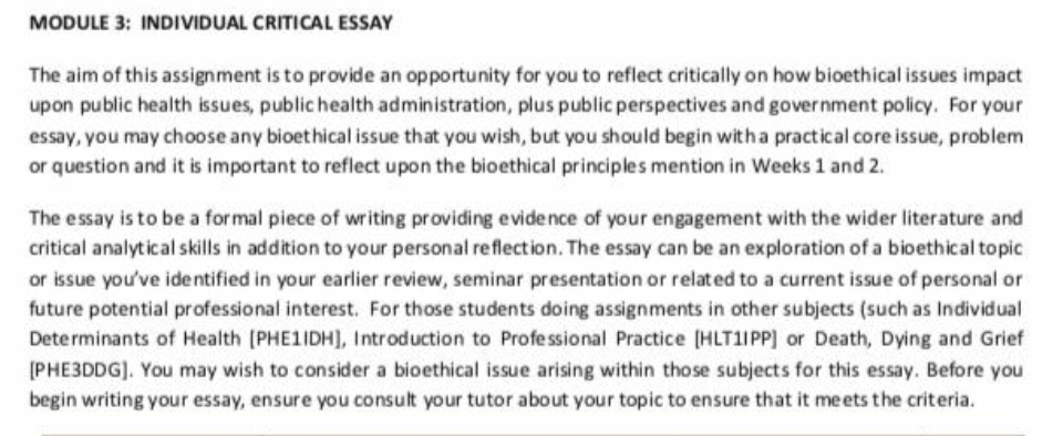Essay Writing For High School Students  Thesis Statement Essay also Essay Proposal Outline Bioethical Issues Impact Upon Public Health Issues   Public  Argumentative Essay Thesis Examples